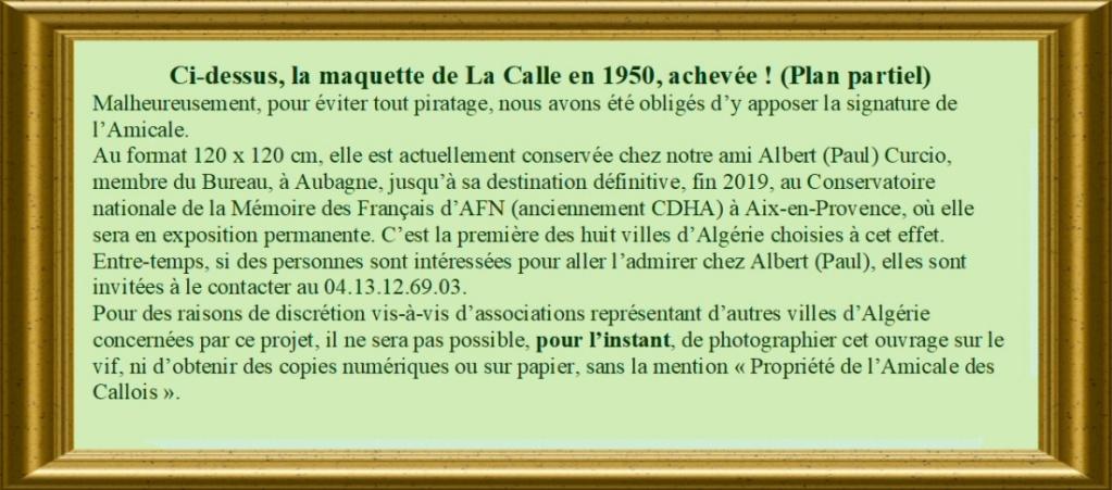 LA CALLE pour l'éternité, la maquette Maquet17