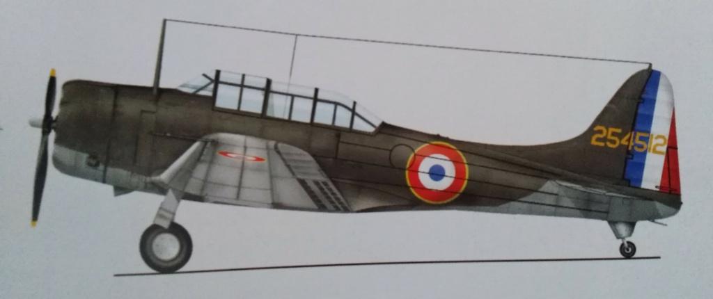 [Les anciens avions de l'aéro] Douglas SBD-5 Dauntless - Page 2 Avion_65