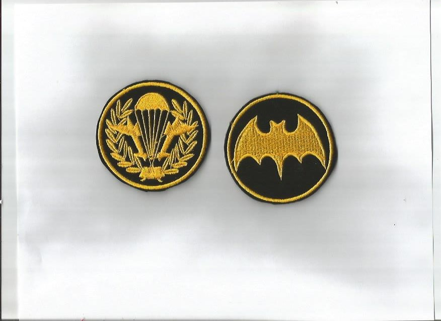 army/ SF patches Image12