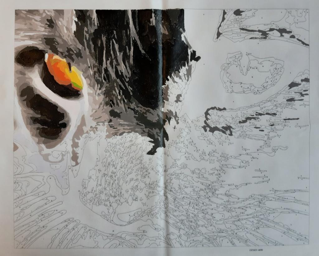 La peinture par numéros 20200411
