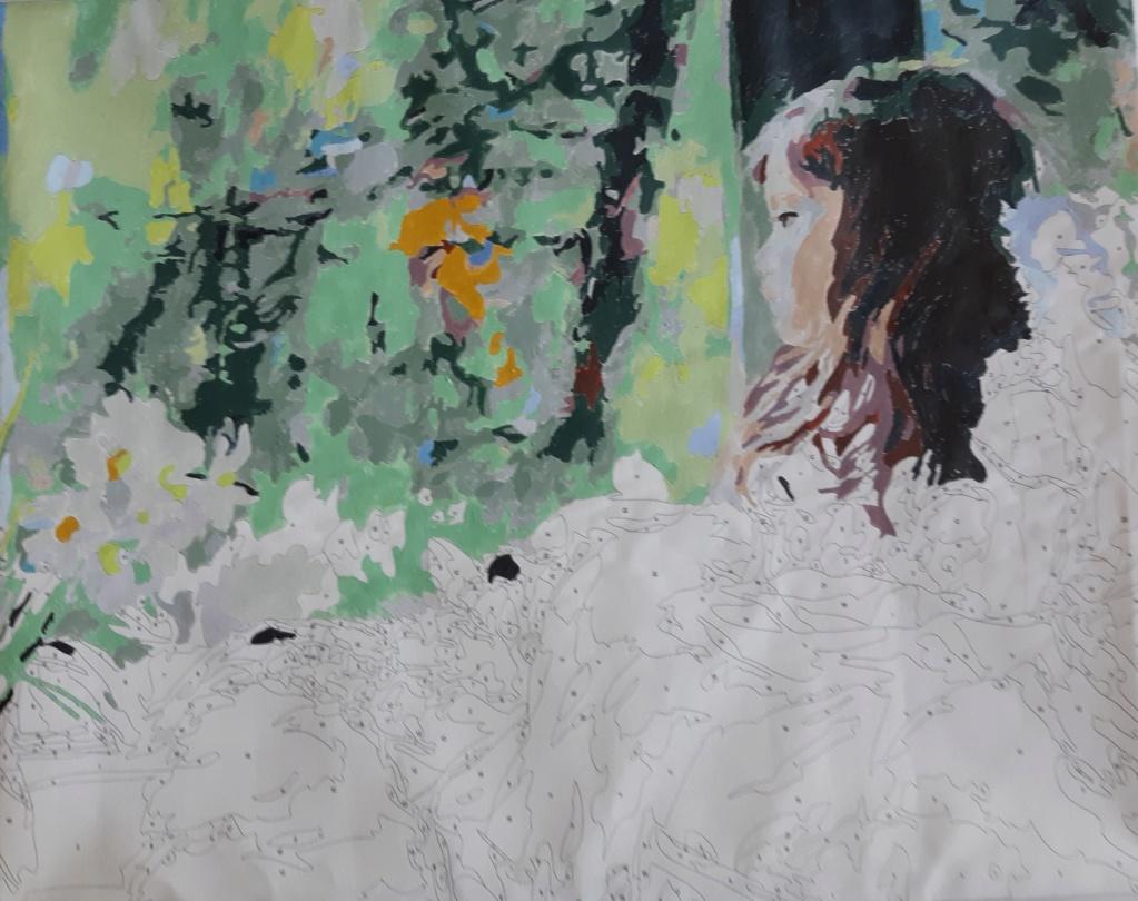 La peinture par numéros 20200510