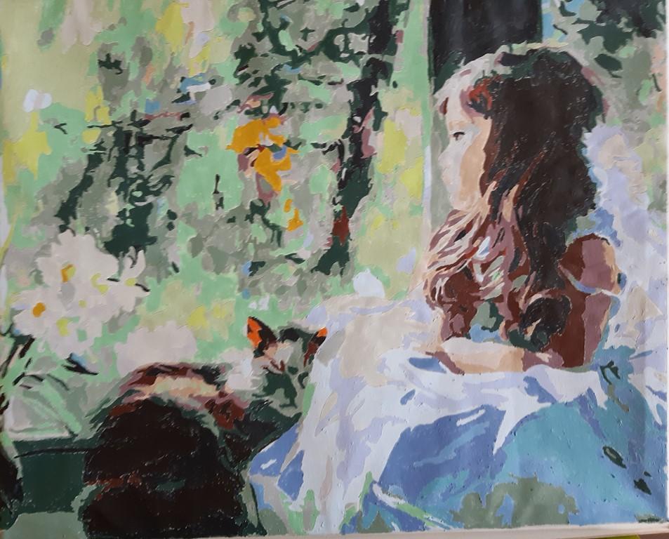 La peinture par numéros 20200515
