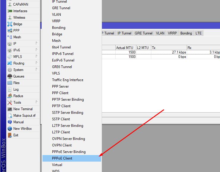 4 Bước cấu hình Router Mikrotik cùng modem nhà mạng 3_buoc10