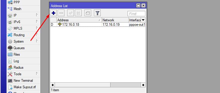 4 Bước cấu hình Router Mikrotik cùng modem nhà mạng 3_buoc14