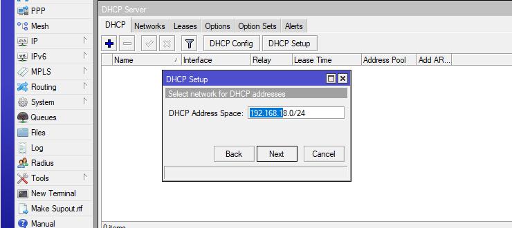 4 Bước cấu hình Router Mikrotik cùng modem nhà mạng 3_buoc18