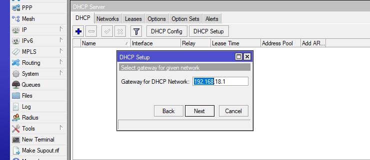 4 Bước cấu hình Router Mikrotik cùng modem nhà mạng 3_buoc19