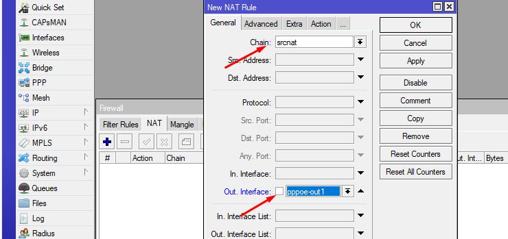 4 Bước cấu hình Router Mikrotik cùng modem nhà mạng 3_buoc25