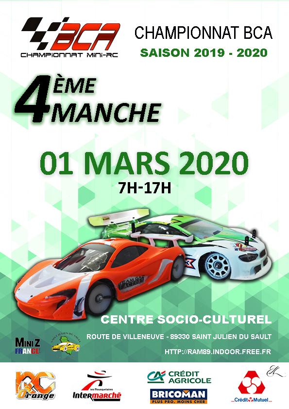 4° Manche du mini championnat Bourgogne Affich22