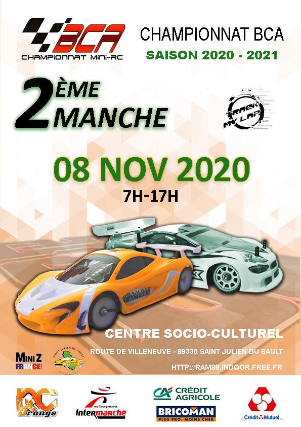 2° Manche du BCA 2020-2021 Affich26