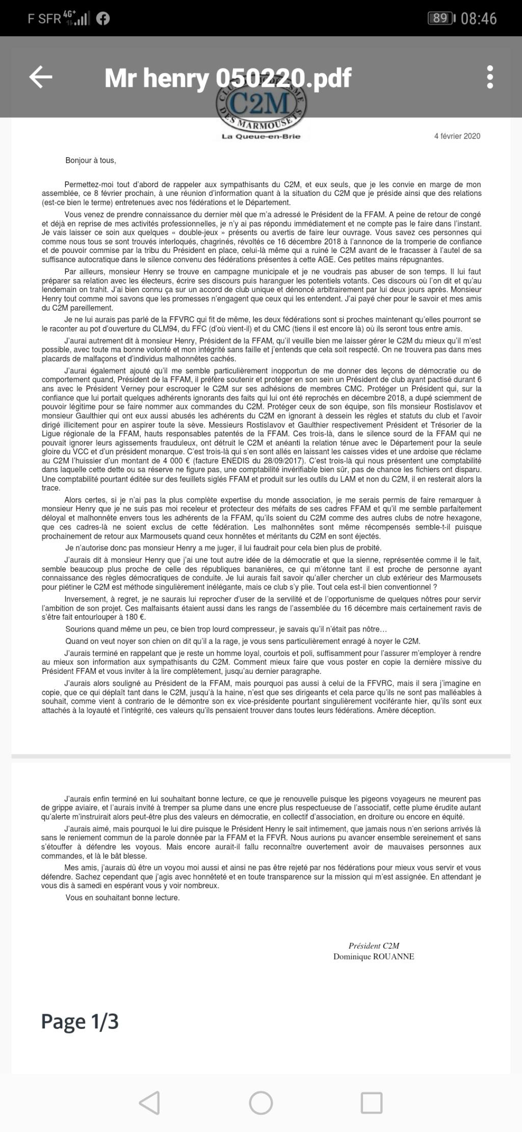 Réouverture des Marmousets - Club CLM94 - Page 2 Screen11