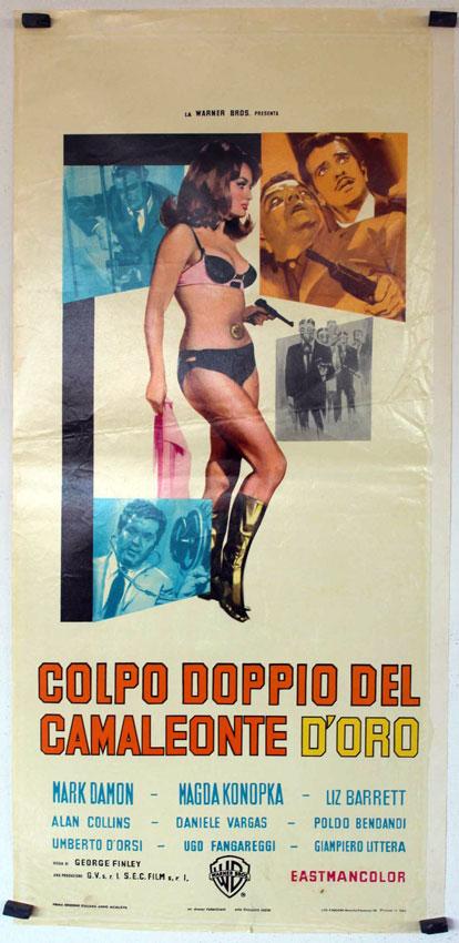 Le Gros coup du Caméléon (George FINLEY) 1965 14675910