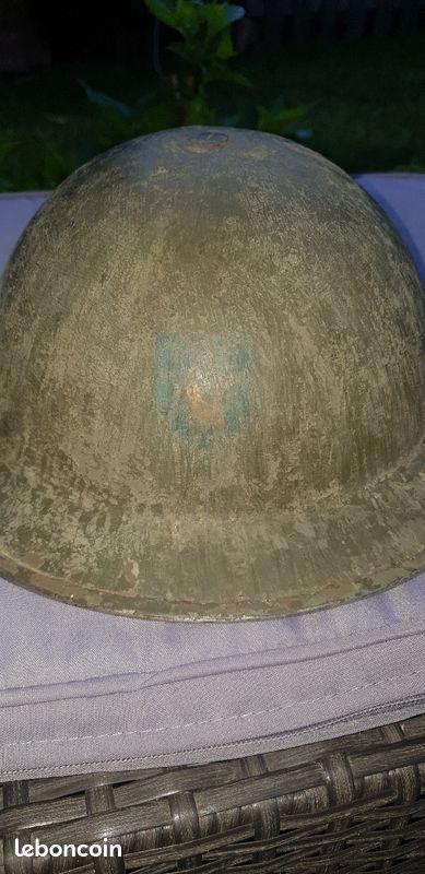 casque anglais, insigne 567a3610