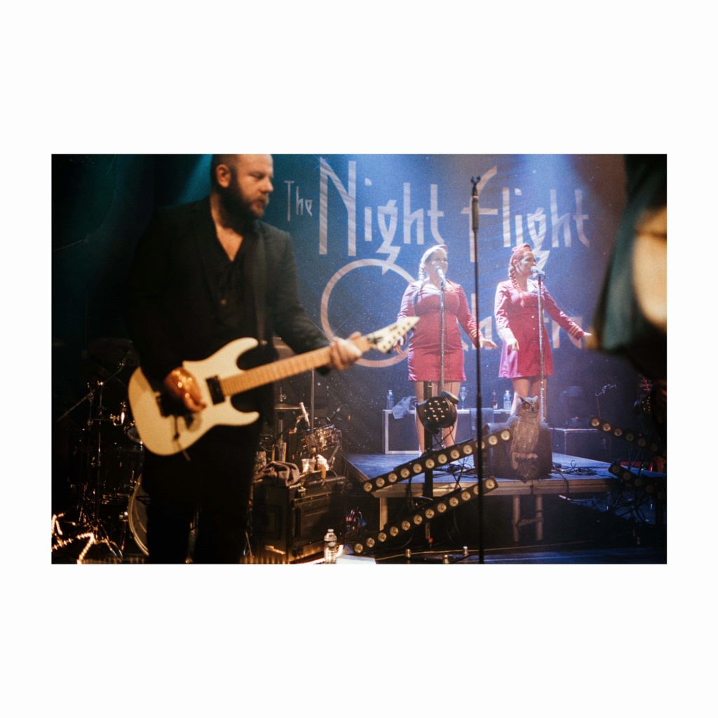 THE NIGHT FLIGHT ORCHESTRA - Sometimes The World Ain't Enough (29 juin 2018) - Page 7 Receiv14