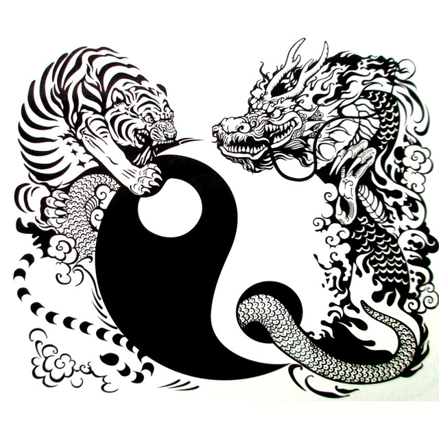 La dispute du Tigre et du Dragon 3d-tig10