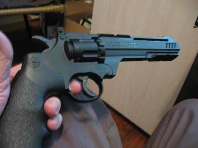 Remington Co2 Crosma10