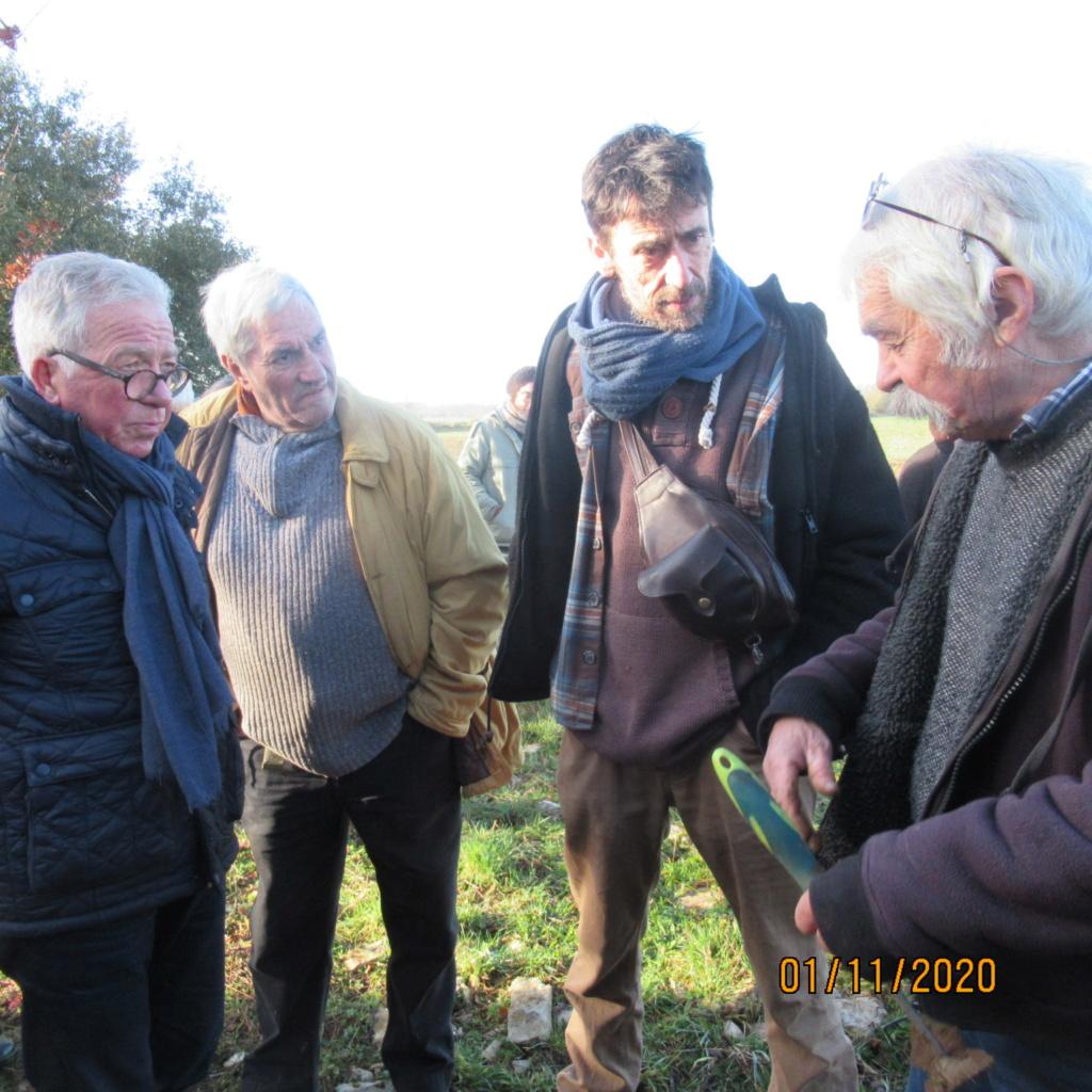 Séance de cavage dans une truffière dans la région de Loudun (86) Img_3020