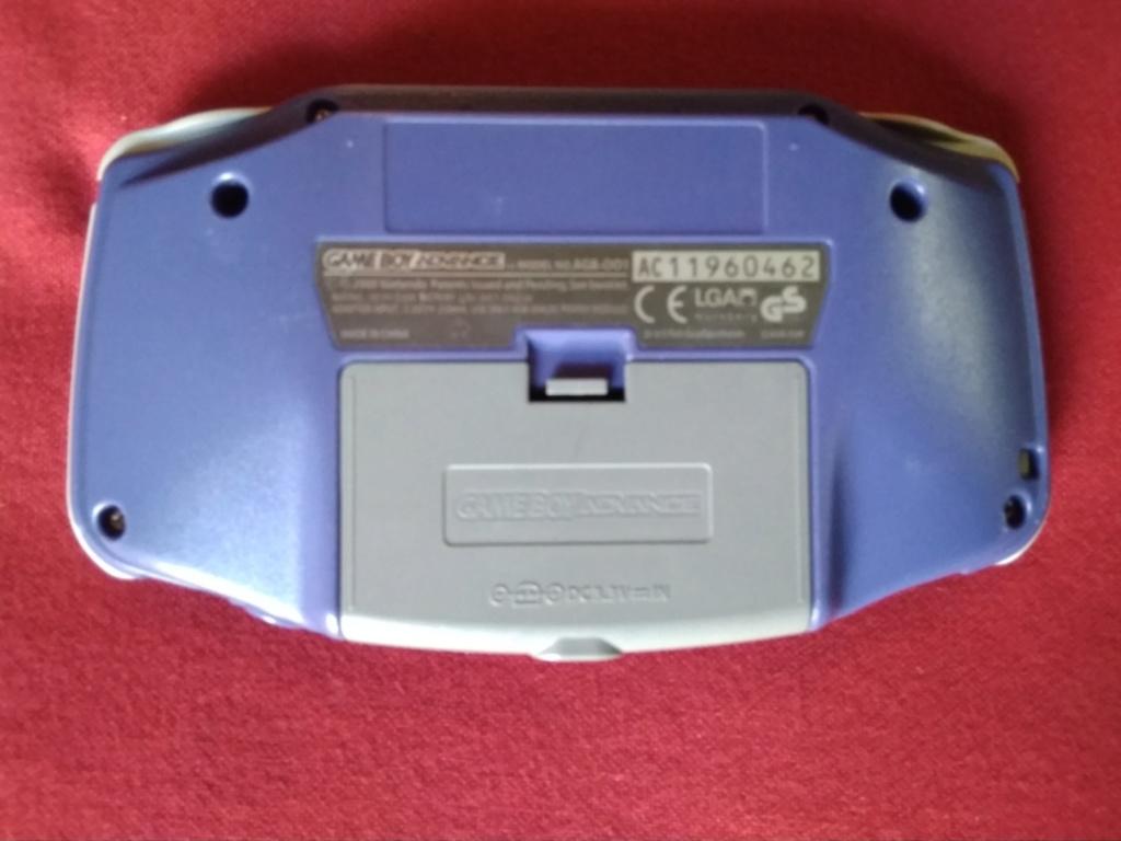Brocante multi : Game Boy Advance loose - Daikatana sous blister Img_2067