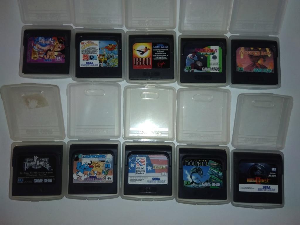 Brocante multi : Game Boy Advance loose - Daikatana sous blister Img_2077