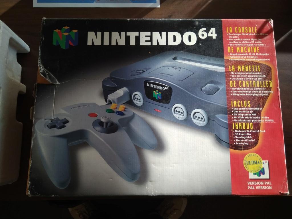 [EST] Lot Console N64 en boite Img_2090