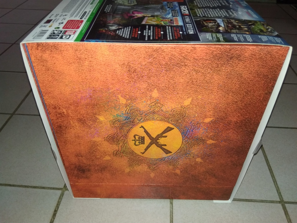 [Vendu] Far Cry édition limitée Kyrat  - Maj Photo Maj prix 30 in Img_2098