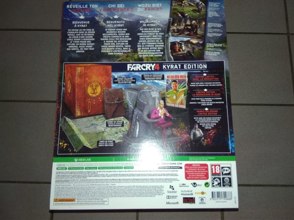 [Vendu] Far Cry édition limitée Kyrat  - Maj Photo Maj prix 30 in Img_2099
