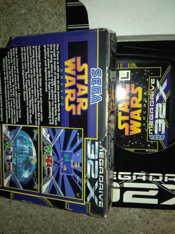 [Vds] Star Wars 32 X  Img_2118