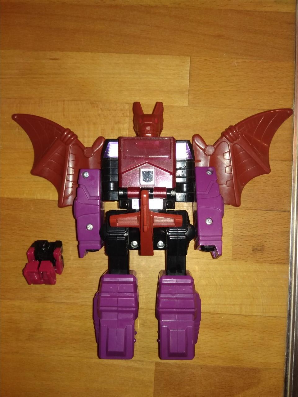 [Vds] Figurine Transformers Mindwipe années 1987 : 30 eur Thumbn10