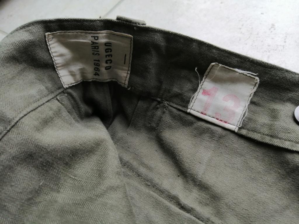 pantalon de treillis français Img_2753