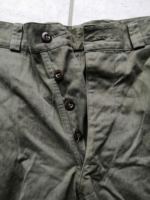 pantalon de treillis français Img_2754
