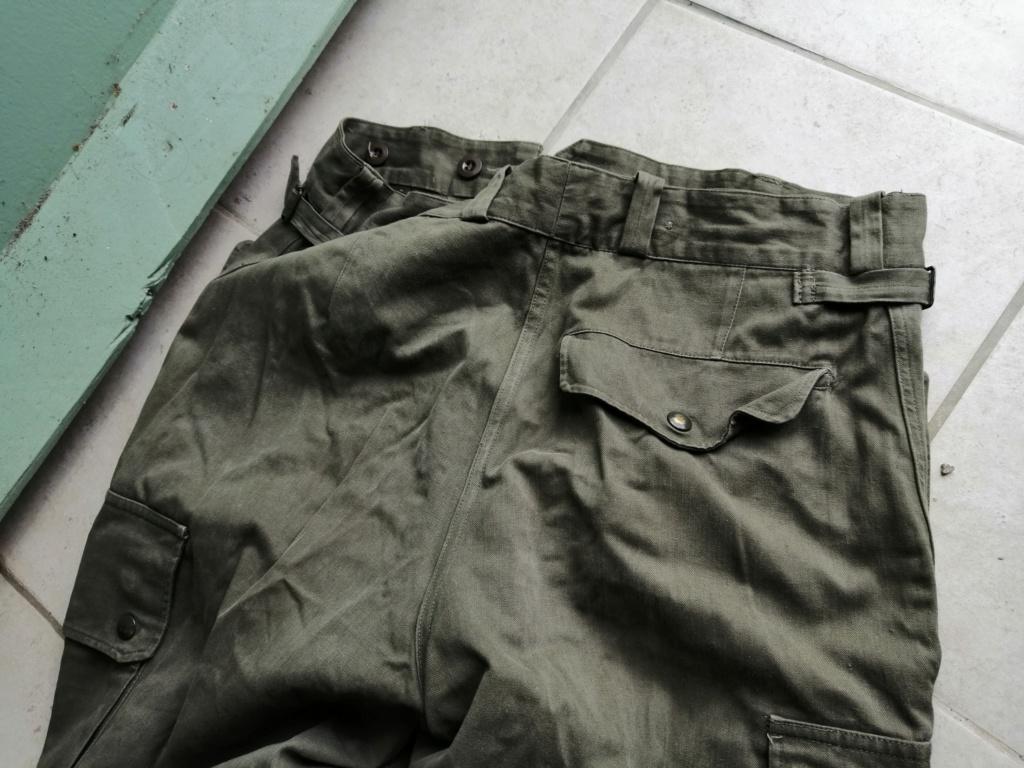 pantalon de treillis français Img_2757