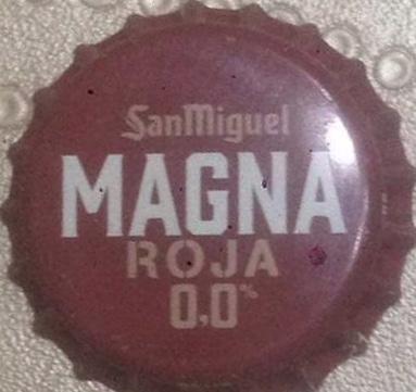 CERVEZAS-019-SAN MIGUEL MAGNA ROJA 0,0 840b4910