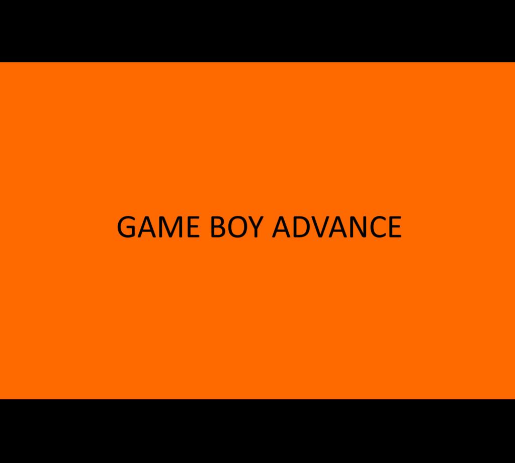 Nouveau projet de Analogue Gamebo10