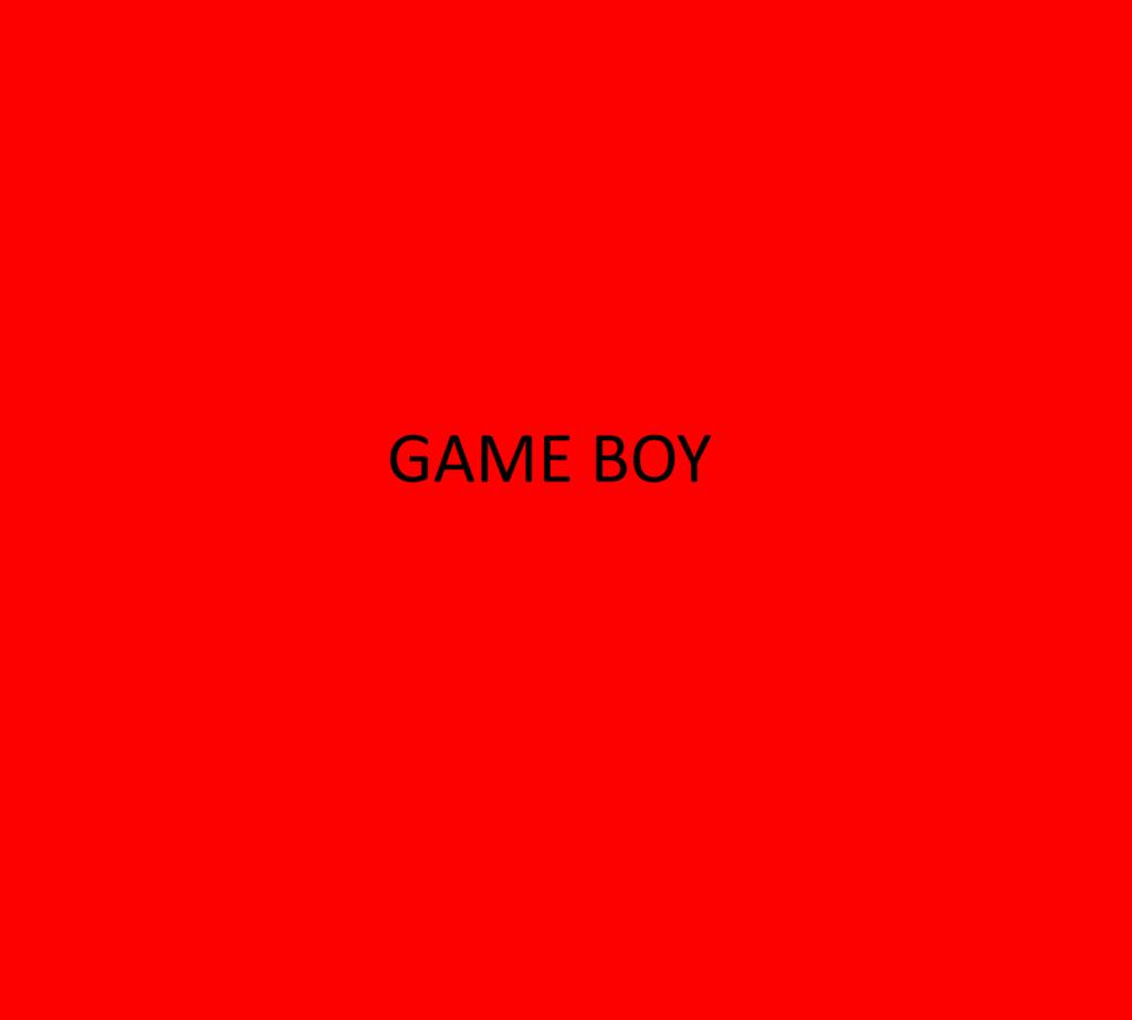Nouveau projet de Analogue Gamebo11