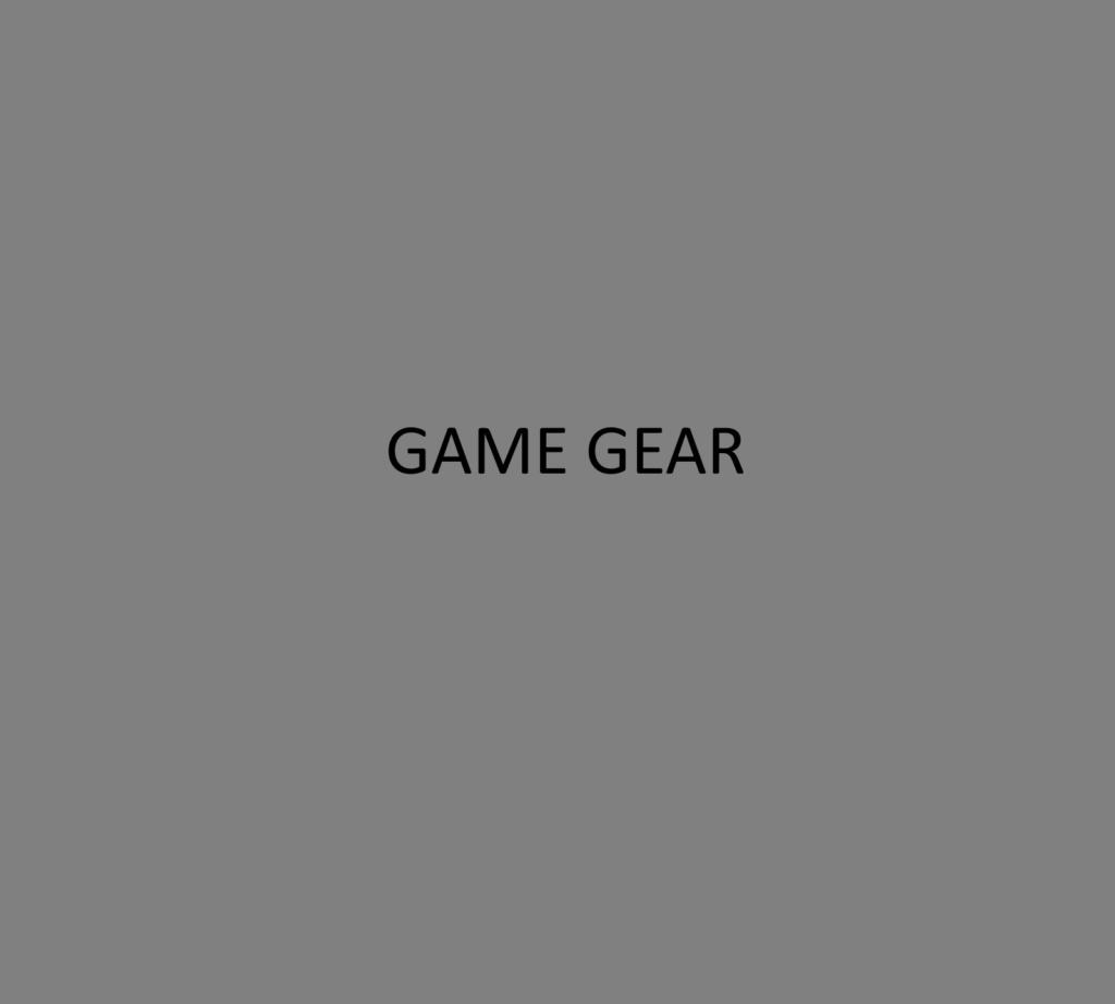 Nouveau projet de Analogue Gamege10