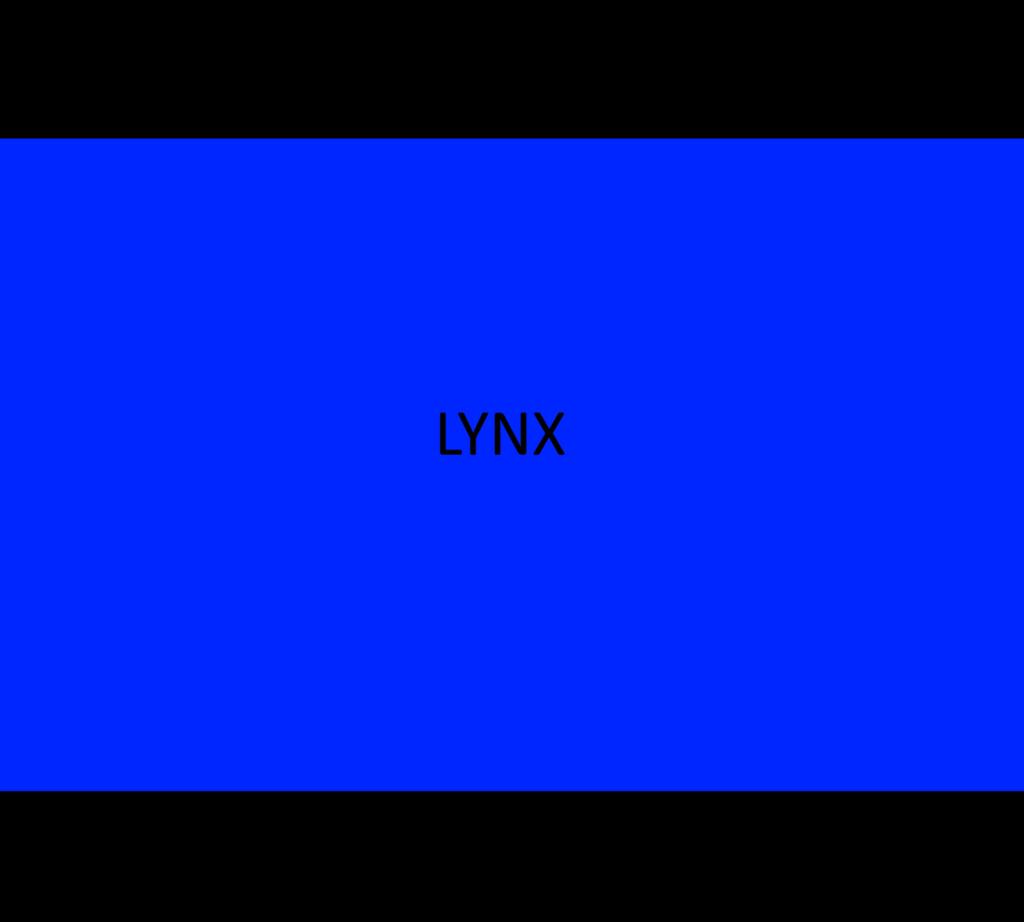 Nouveau projet de Analogue Lynx10