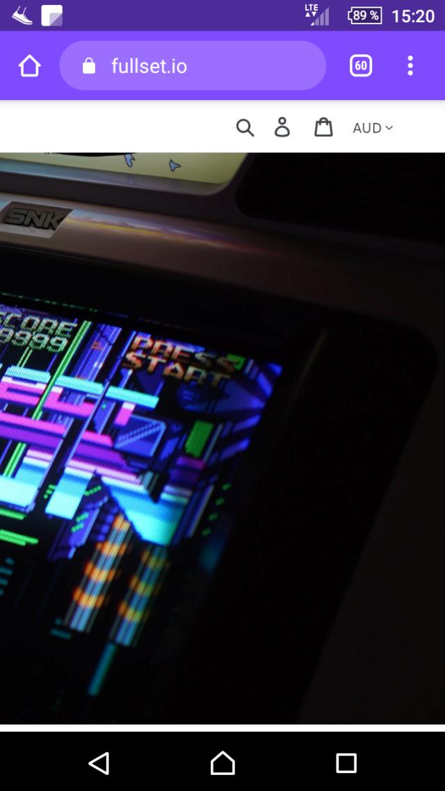 [Project Neon] Nouveau shoot sur Neo Geo MVS / AES ! Kickstarter ouvert - Page 3 Screen10