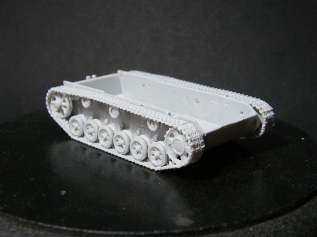 Befehlspanzer III ausf J - UM - Montage terminé Dscf1118