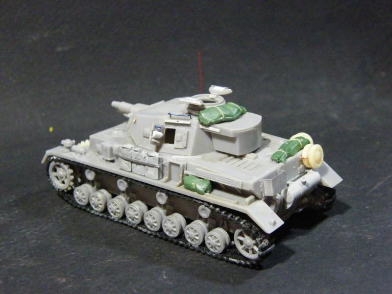 Octobre 1942 - Panzer IV ausf F1 en afrique du nord - Terminé Dscf2020