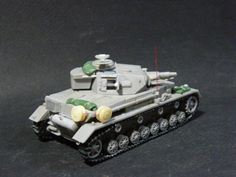 Octobre 1942 - Panzer IV ausf F1 en afrique du nord - Terminé Dscf2021