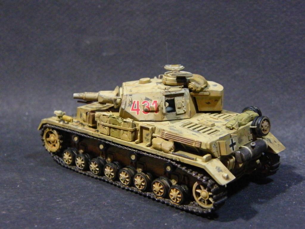 Octobre 1942 - Panzer IV ausf F1 en afrique du nord - Terminé Dscf2035