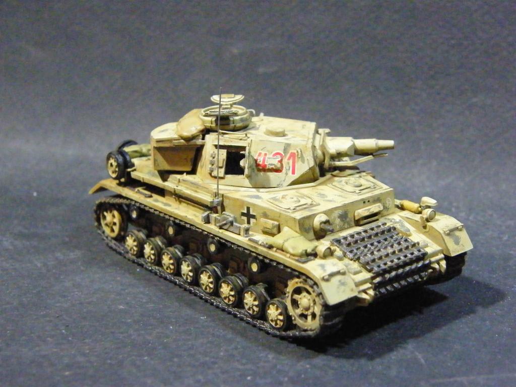 Octobre 1942 - Panzer IV ausf F1 en afrique du nord - Terminé Dscf2036