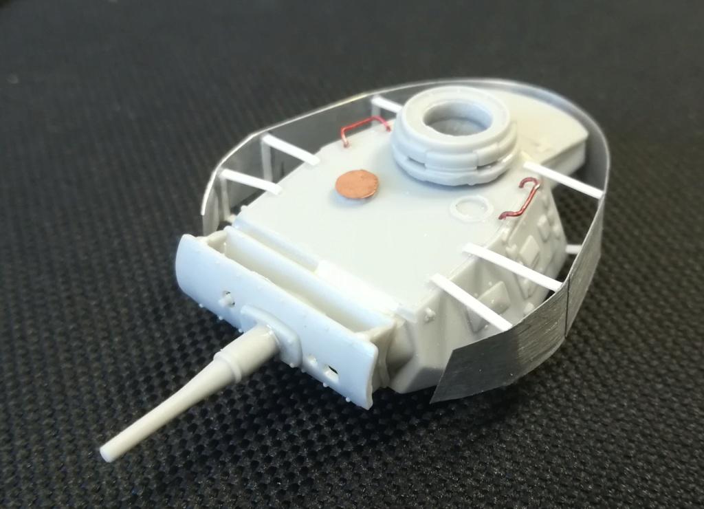 Befehlspanzer III ausf J - UM - Montage terminé Img_2075
