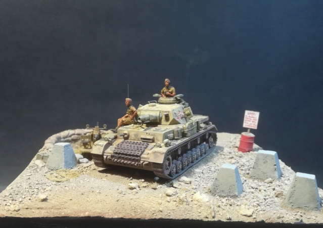 Octobre 1942 - Panzer IV ausf F1 en afrique du nord - Terminé - Page 3 Img_2205