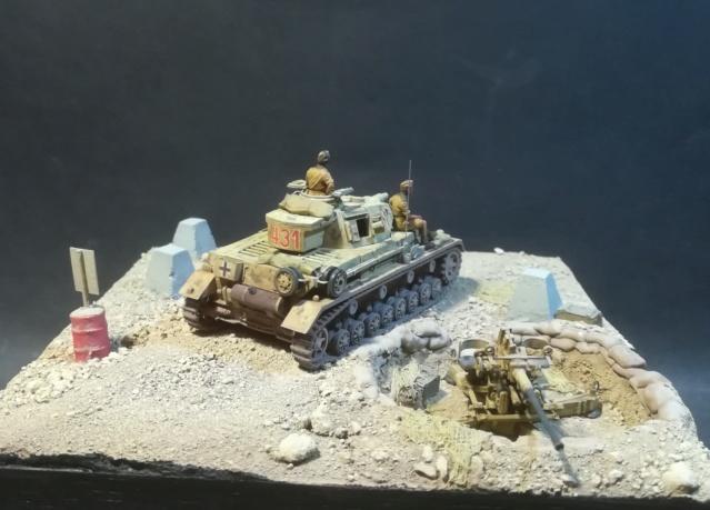 Octobre 1942 - Panzer IV ausf F1 en afrique du nord - Terminé - Page 3 Img_2207