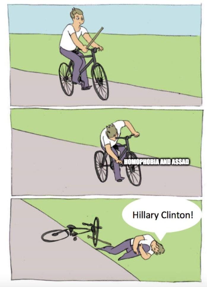 Hillary implies Tulsi is a Russian asset.   Fb_img11