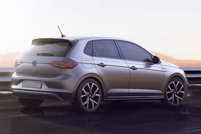 2021 - [Volkswagen] Polo VI Restylée  1drymo12