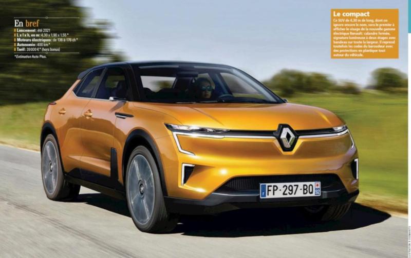 2021 - [Renault] SUV EV [BCB] - Page 3 Ev1110