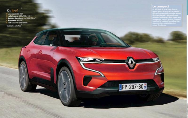 2021 - [Renault] SUV EV [BCB] - Page 3 Ev1411