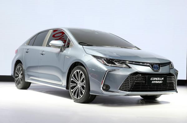 2018 - [Toyota] Corolla Sedan Normal12