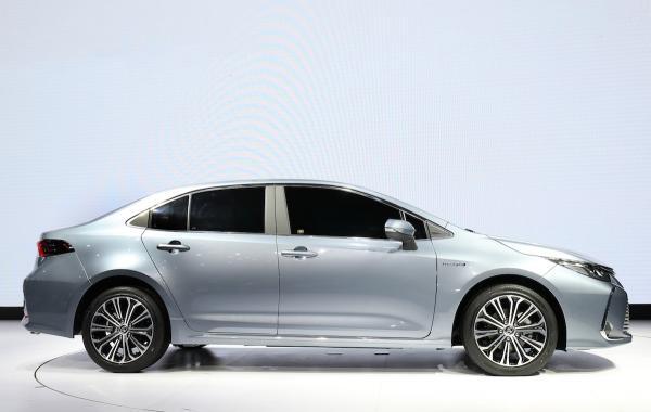 2018 - [Toyota] Corolla Sedan Normal13